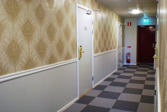 Arvika, Sverige: Korridor