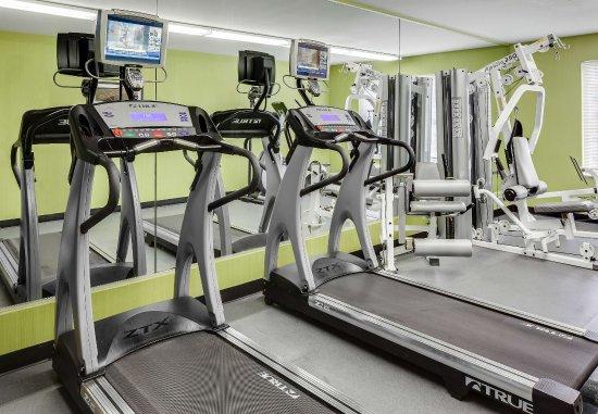 Manhattan, KS: Fitness Center