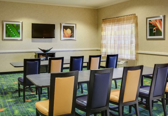 Fairfield Inn Manhattan : Meeting Room