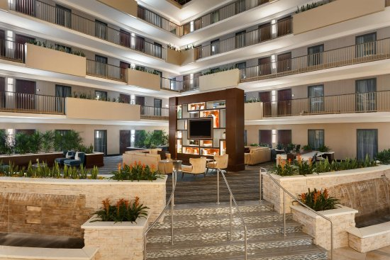 Embassy Suites By Hilton Atlanta Airport Updated 2017 Hotel Reviews Price Comparison Ga