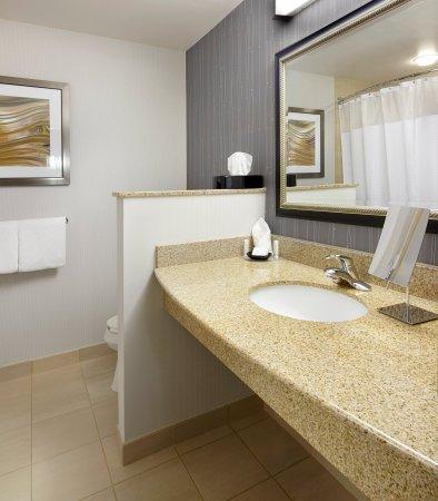 กรีนสบูร์ก, เพนซิลเวเนีย: Suite Bathroom
