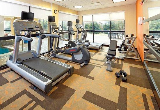 Greensburg, Pensylwania: Fitness Center