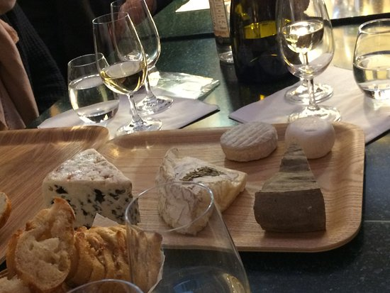 Paris by Mouth Food Tours: some of the cheese we tried on our tour
