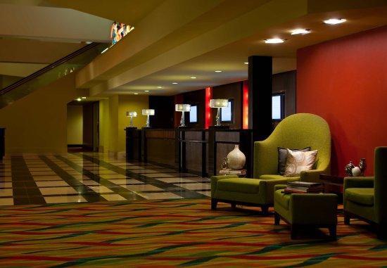 Renaissance Nashville Hotel: Reception