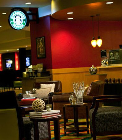 Renaissance Nashville Hotel: Starbucks Coffee