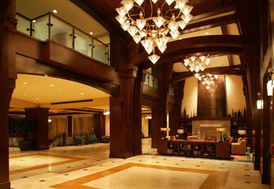 Renaissance Birmingham Ross Bridge Golf Resort & Spa: Lobby