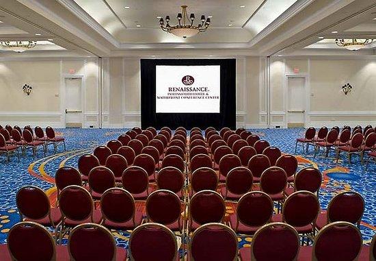 Portsmouth, Virginie : Holley Ballroom Meeting