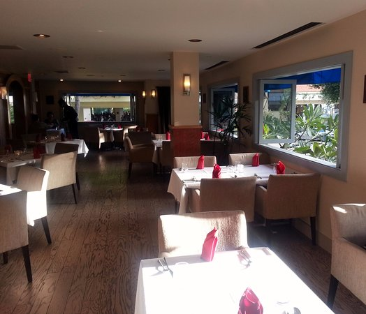 Dining Area At Fresco Italian Restaurant Picture Of Fresco
