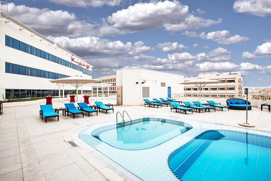 Crowne plaza dubai deira united arab emirates hotel reviews photos price comparison for Dubai airport swimming pool price