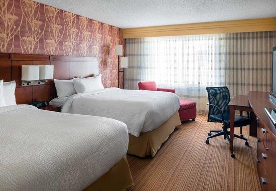 Milpitas, Καλιφόρνια: Queen/Queen Guest Room