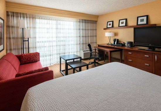 Milpitas, Καλιφόρνια: King Guest Room - Upgraded Amenities