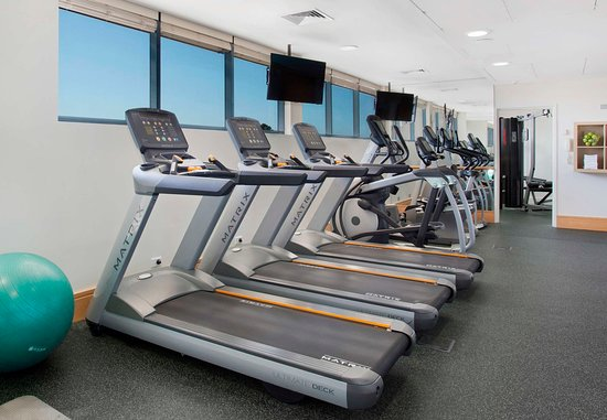 North Ryde, Australien: Fitness Centre