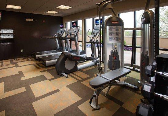 Fayetteville, AR: Fitness Center