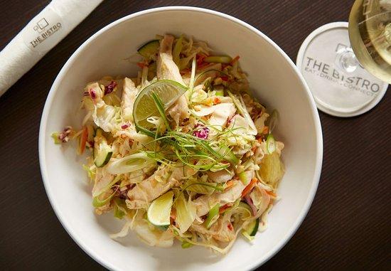 Clackamas, Oregón: Bistro - Asian Chicken Salad