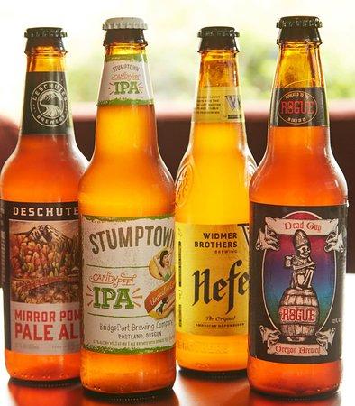 Clackamas, Oregón: Bistro - Local Craft Beers