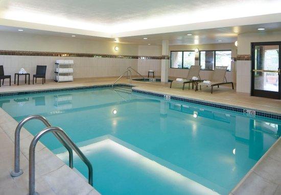 Clackamas, Орегон: Indoor Pool