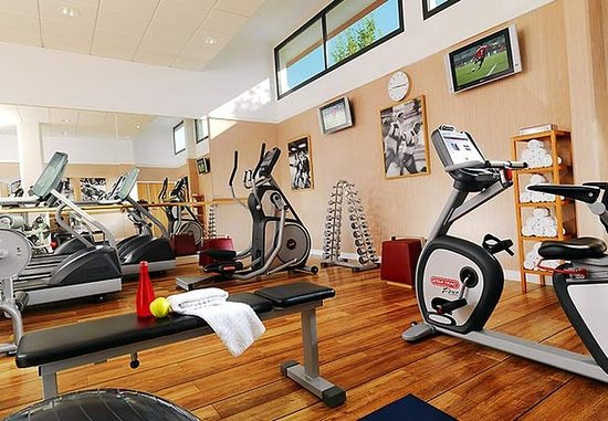 Colombes, Frankrig: Fitness Center