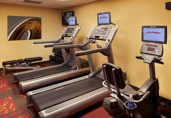 Highland Park, إلينوي: Fitness Center