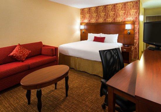 San Bruno, Kaliforniya: King Guest Room
