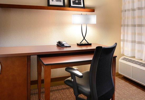 Irving, TX: Work Desk Area