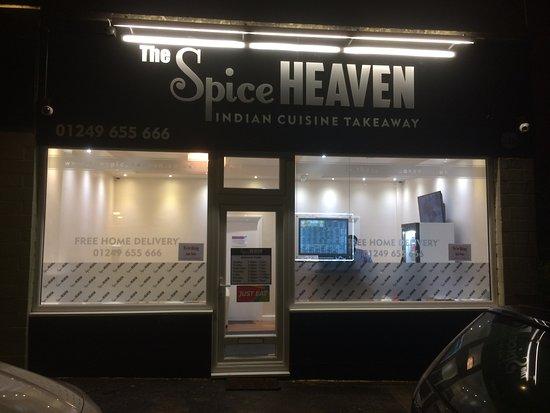 The Spice Heaven Chippenham