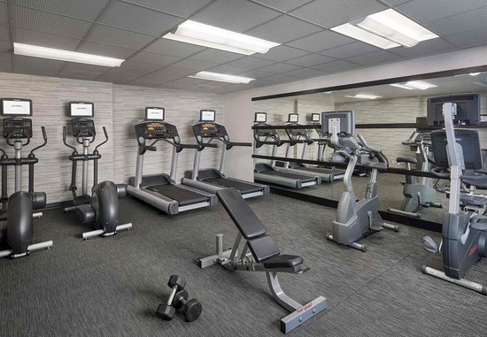 Foster City, Californië: Fitness Center