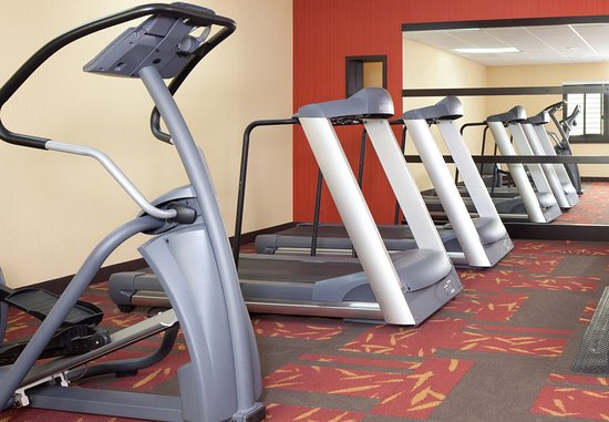 Larkspur, Californien: Fitness Center