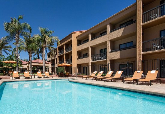 Courtyard Phoenix Mesa: Outdoor Pool
