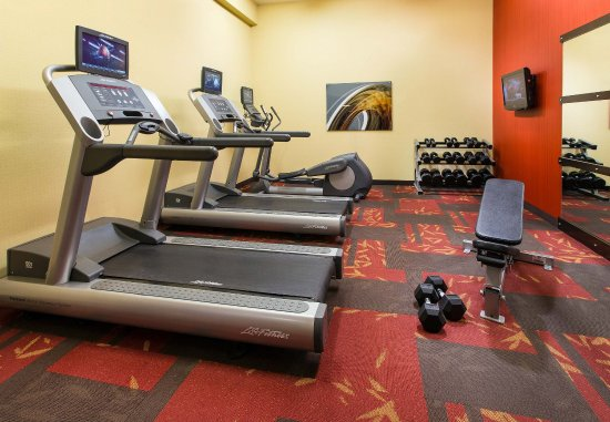 Courtyard Phoenix Mesa: Fitness Center