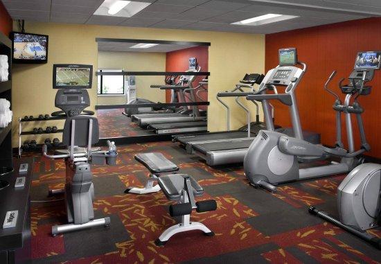 Courtyard Poughkeepsie: Fitness Center