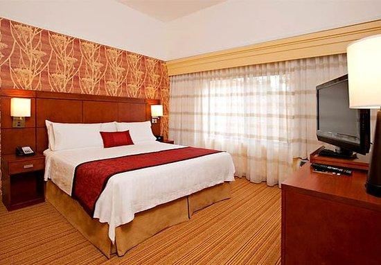 Troy, Алабама: Suite Bedroom