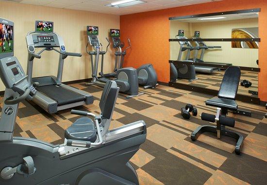 Warren, MI: Fitness Center