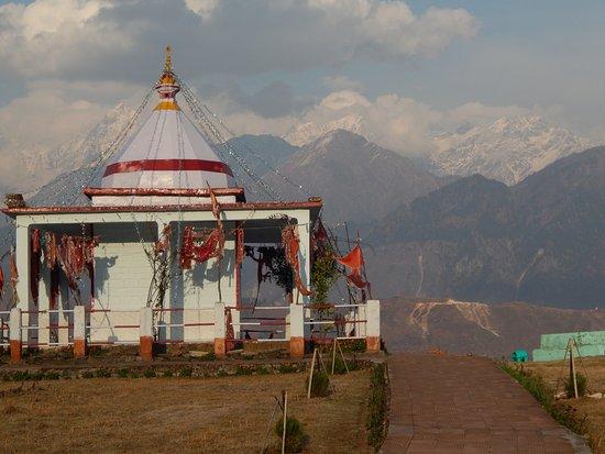 Munsyari, India: Maa Nanda Devi Temple