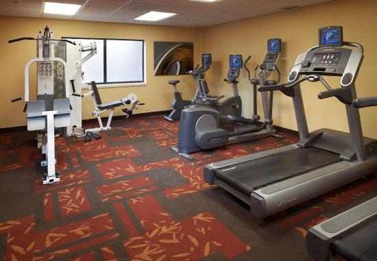 Courtyard Indianapolis Castleton: Fitness Center