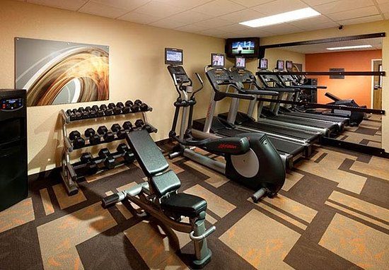 Courtyard Jacksonville Mayo Clinic/Beaches: Fitness Center