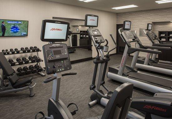 นอร์ครอส, จอร์เจีย: Fitness Center