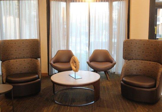 Courtyard Atlanta Northlake: Lobby - Seating Area
