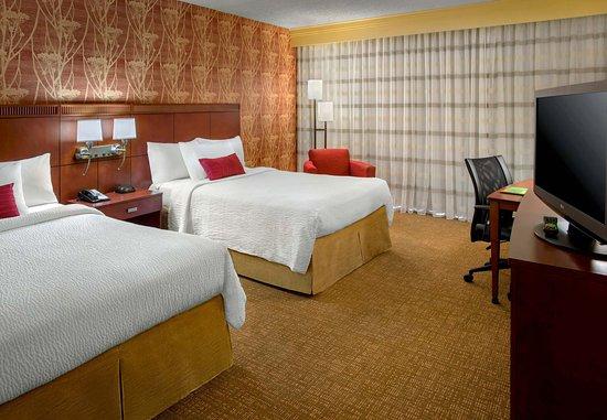 Wayne, Pensylwania: Double/Double Guest Room