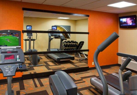 Courtyard Boston Foxborough/Mansfield : Fitness Center