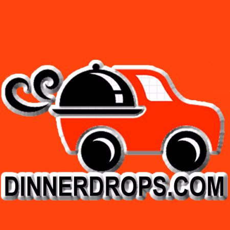 Burgess Hill, UK: New Dinnerdrops logo for 2017
