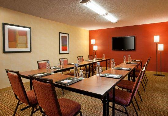 Courtyard Sacramento Airport Natomas: Meeting Room Conference Setup
