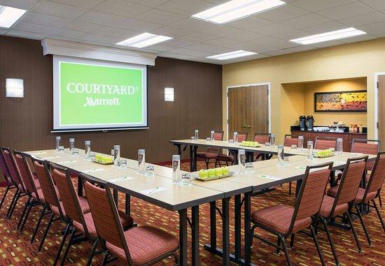 Courtyard Los Angeles Torrance/South Bay: Meeting Room - U-Shape Setup