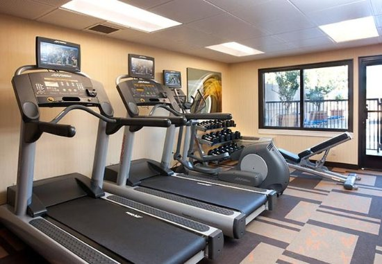 Laguna Hills, Californië: Fitness Center