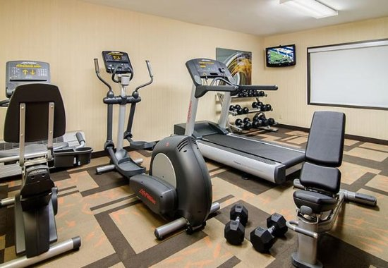 Courtyard Spartanburg: Fitness Center