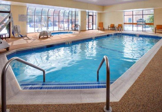 Milford, MA: Indoor Pool