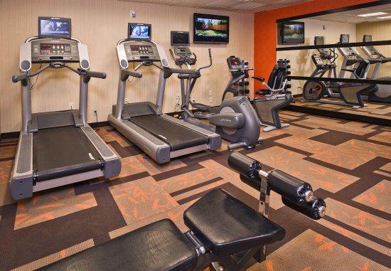 Mahwah, NJ: Fitness Center