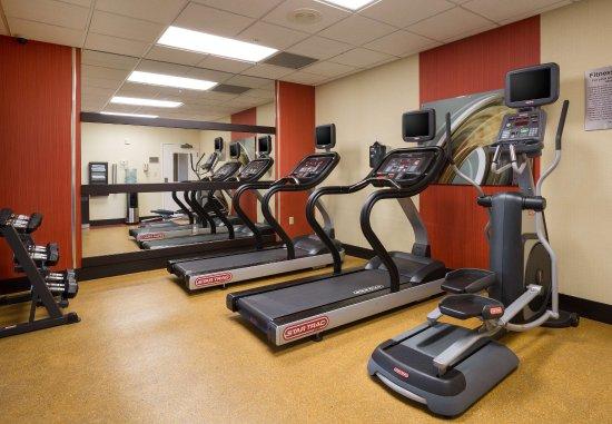 Courtyard Monroe Airport: Fitness Center