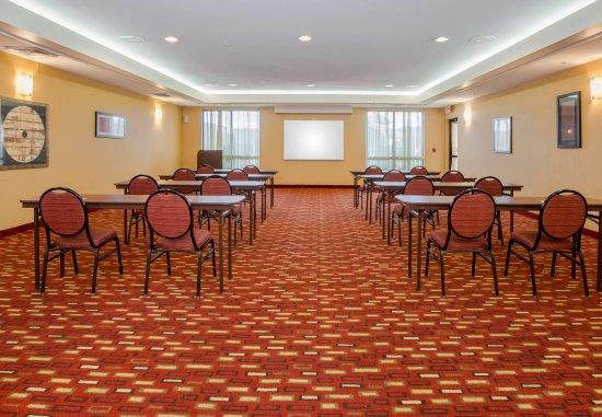 Courtyard Monroe Airport: Meeting Room
