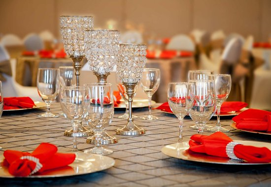 Courtyard Tacoma Downtown: Banquet Setup Details
