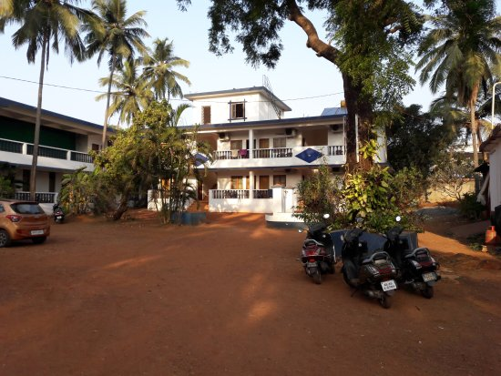 Anjuna Beach Resort Photo